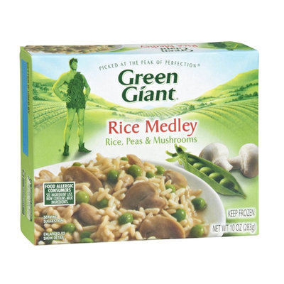 Green Giant® Rice, Peas & Mushroom Rice Medley