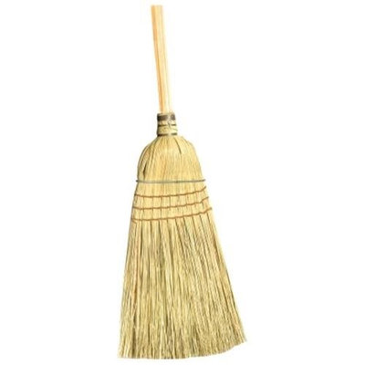 Dqb Industries 08522 17 in. Warehouse Corn Broom
