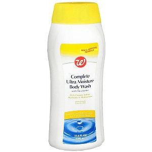 Walgreens Complete Moisture Shea Butter Body Wash