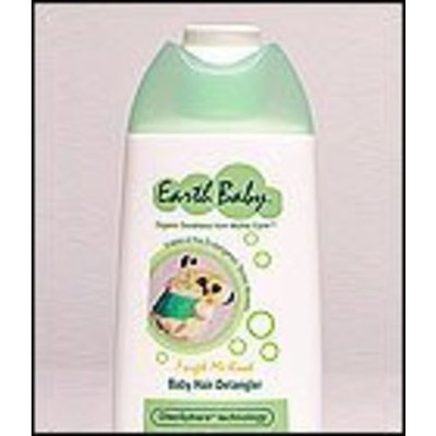 Earth Baby Forget Me Knot Baby Hair Detangler