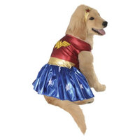 DC Comics Wonder Woman Pet Costume - Large