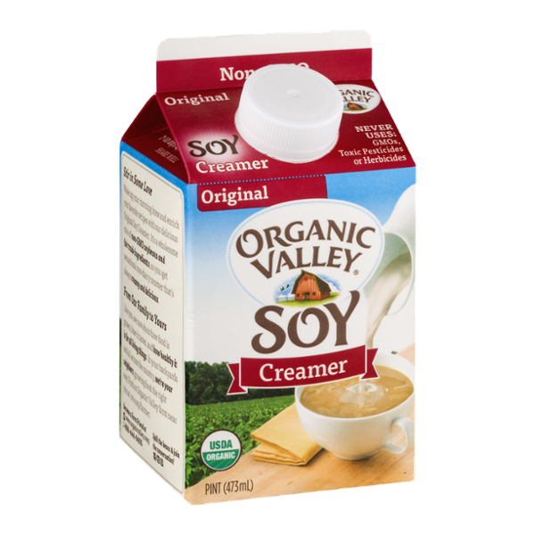 Organic Valley Soy Creamer Original