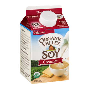 Organic Valley Soy Creamer Original