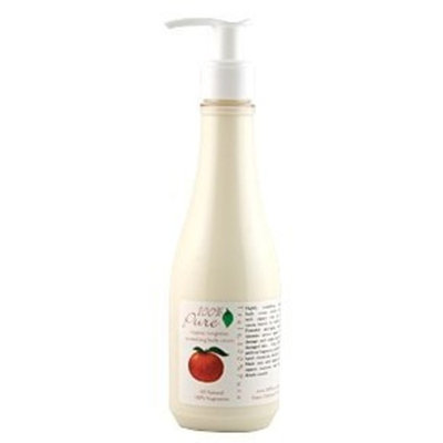 100% Pure Organic Moisturizing Body Lotion Tangerine