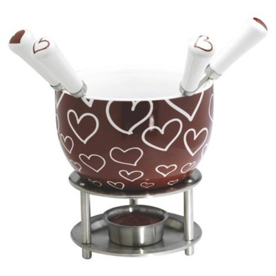 Orka by Mastrad Fondue Set