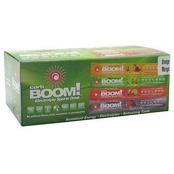 Carb-boom C-boom, Electrolyte Sports Drink, Orange Mango, 20-Count