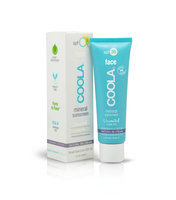 COOLA Face SPF 30 Mineral Sunscreen Unscented Matte Tinted Natural BB Cream