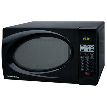 Galanz Enterprises Corporation Of Guang Dogn Proctor Silex 0.7 cu. ft. Microwave Oven with Digital Display - GALANZ ENTERPRISES CORPORATION OF GUANG DOGN
