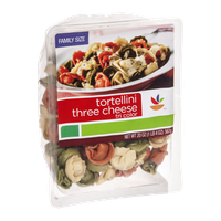Ahold Tortellini Three Cheese Tri Color Family Size