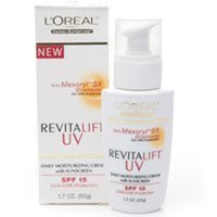 L'Oréal Paris RevitaLift UV Daily Moisturizing Cream with Sunscreen SPF 15