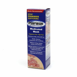 Psoriasin Medicated Wash