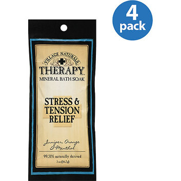 Village Naturals Therapy Village Naturals Stress & Tension Relief Mineral Bath Soak