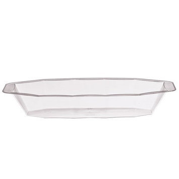 King Zak Ind Lillian Tablesettings 13207 DVine 15 Oz Serving Boat Buffet - 288 Per Case
