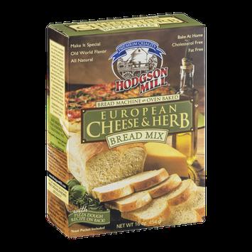 Hodgson Mill Bread Mix European Cheese & Herb