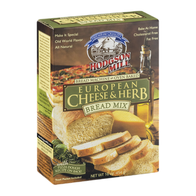 Hodgson Mill Bread Mix European Cheese & Herb