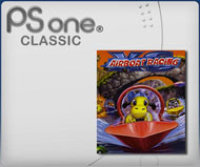 Sony Computer Entertainment XS Airboat Racing - PSOne Classic DLC