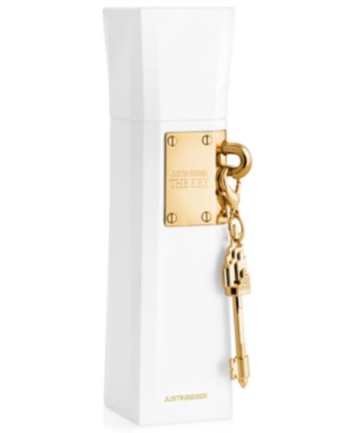 Justin Bieber The Key Eau de Parfum, 3.4 oz
