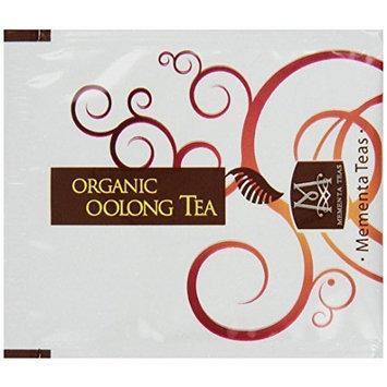 Ceylon Teas Mementa Tea, Organic Oolong, 100-Count Tea Bags (Pack of 2)