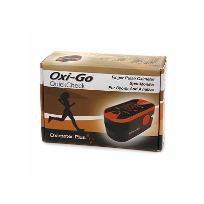 Oximeter Plus Oxi-Go QuickCheck