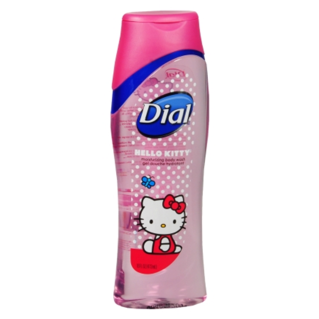 Dial Body Wash Hello Kitty
