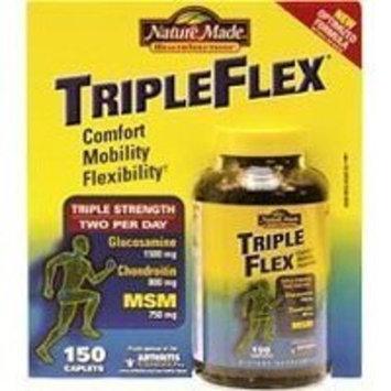 Nature Made TripleFlex - Glucosamine Chondroitin - 150 Caplets
