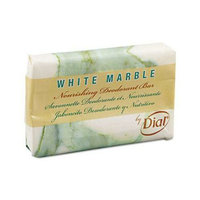 WHITE MARBLE Dial 00194 Wrapped Deodorant Bar Soaps