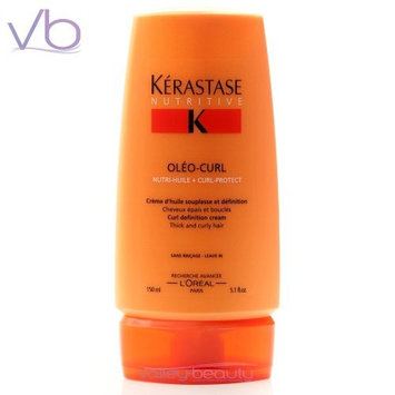Kerastase Nutritive Oleo-Curl Curl Definition Cream (For Thick, Curly Hair) 150ml/5oz