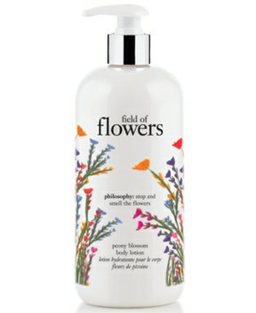 philosophy field of flowers body lotion