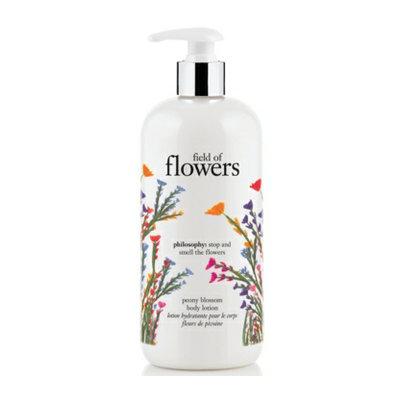 philosophy field of flowers body lotion