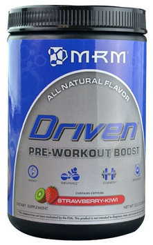 MRM Driven Pre-Workout Boost Strawberry Kiwi 12.3 oz