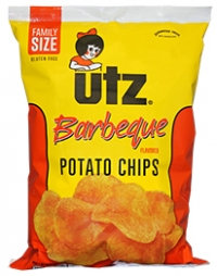 Utz Barbeque Flavored Potato Chips