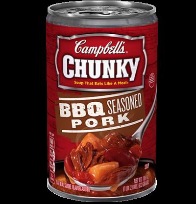Campbell's® Chunky™ Bbq Seasoned Pork Soup