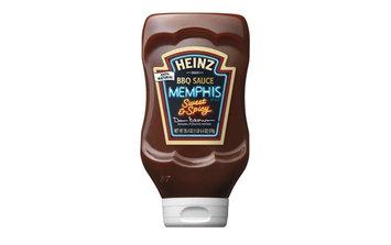 Heinz® BBQ Sauce Memphis Sweet & Spicy