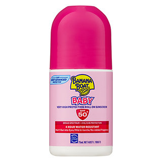 Banana Boat Baby Sunscreen Roll On With SPF 50