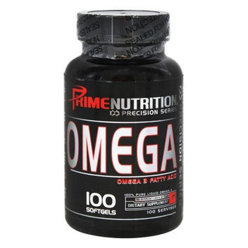 Prime Nutrition - Precision Series Omega - 100 Softgels