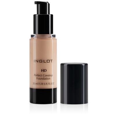 Inglot Cosmetics HD Perfect Coverup Foundation