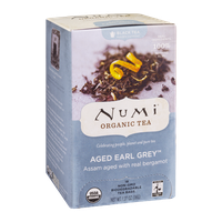 Numi Organic Tea Aged Earl Grey - 18 CT