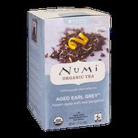 Numi Organic Tea Aged Earl Grey - 18 CT