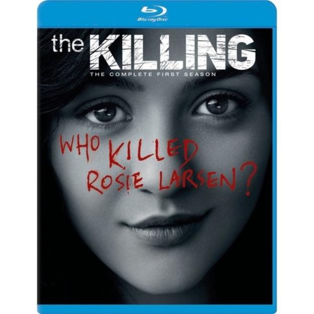 The Killing: Season One (Blu-ray) (Widescreen)