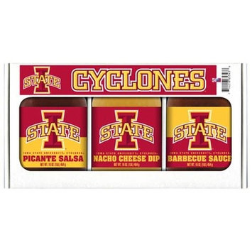 Iowa State Cyclones Triple Play Hot Sauce Harry's