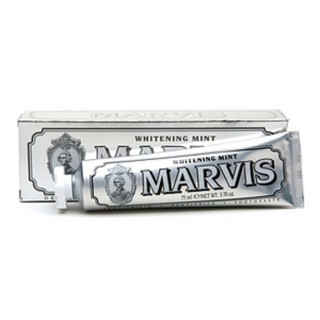 Marvis Toothpaste, Whitening Mint, 3.7 oz