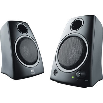 Logitech Z130 Speaker System - Black (980-000417)