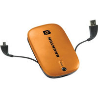 Brunton F-HEAVY-OR Heavy Metal Orange 5500 Mah 4X