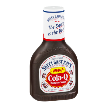 Sweet Baby Ray's Barbecue Sauce Cola-Q