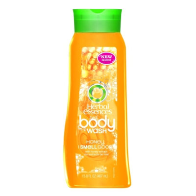 Herbal Essences Honey I Smell Good Body Wash, 15.8 fl oz