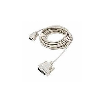 C2g C2G DB25 Male to DB9 Female Modem Cable - 10 ft (03020)