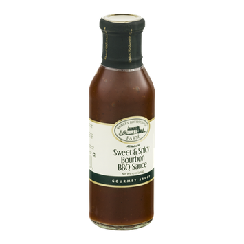 Robert Rothschild Farm Sweet & Spicy Bourbon BBQ Sauce