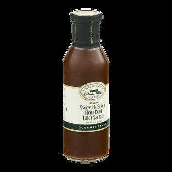 Robert Rothschild Farm Sweet & Spicy Bourbon BBQ Sauce