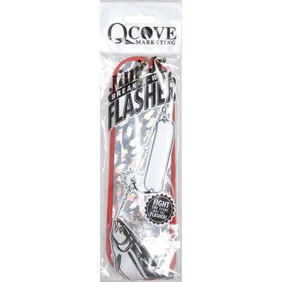 David Shaw Silverware Na Ltd Qcove Fishing Tackle Jim's Break-A-Way Flasher - 8