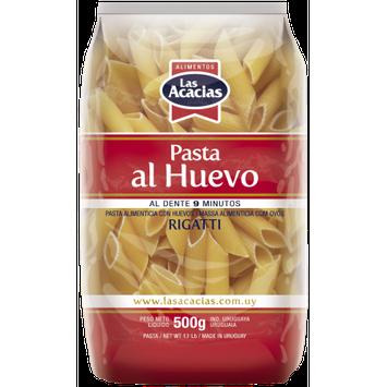 Darcel Sa Las Acacias Egg Pasta Rigatti, 1.1 LB
